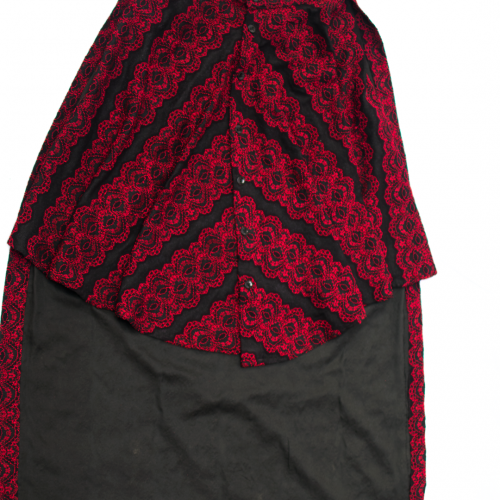red sparrow mary lace skirt